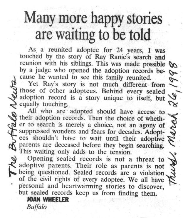 18-ManyMoreHappyStoriesAreWaitingToBeTold 3-26-1998