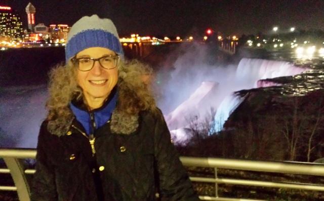 20180228_Doris, Goat Island, Niagara Falls, New York 3